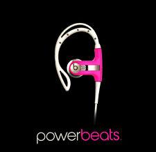 Beats by Dr. Dre Powerbeats Ear-Hook Headphones - Neon Pink
