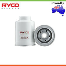 New * Ryco * Fuel Filter For FORD COURIER PG 2.5L 4Cyl 11/2002 -7/2004
