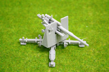 SCALA 1/56 – 28 mm WW2 GERMAN 88 mm Flak 36 una BLITZKRIEG Miniatures