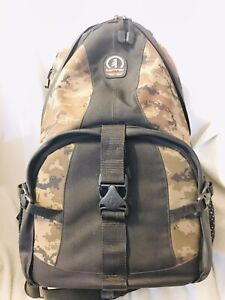 Tamrac 5549 Adventure 9 Photo / Computer Backpack Camouflage Used Condition 9/10