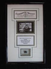 Carolwood Pacific Train 35Mm Negative Original 1950 Walt Disney Print Disneyland
