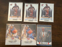 (3)BRADLEY BEAL RC 2012-13 PANINI PRIZM ROOKIE CARD #238 WIZARDS Extras Lot