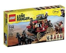 LEGO Lone Ranger 79108 Stagecoach Escape