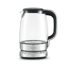 Breville BKE830CLR the Smart Kettle Pure + 5 Temperature Settings - RRP $169.95
