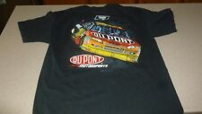 VTG Nascar T Shirt Graphic Print Jeff Gordon #24 sz L Large