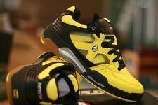 Ektelon Racquetball Shoes Nfs Attack Low Yellow.Black/ Mens size 7