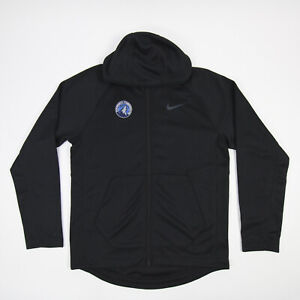 Minnesota Timberwolves Nike Dri-Fit Jacket Men's Black New with Tags
