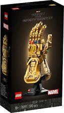LEGO Marvel Infinity Saga: Infinity Gauntlet 76191