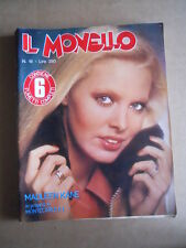 MONELLO n°18 1978 Madleen Kane Montecarlo F1 Charles Bronson [G552]