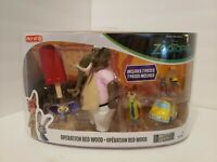 D35 Disney Zootopia Operation Red Wood Figures - Target Exclusive - New