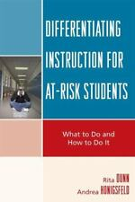 Differentiating Instruction for At-Risk Students: What to Do and How to Do It (P
