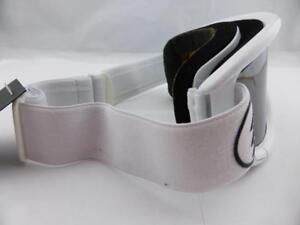 Electric EG1K Kids Snow Goggle Gloss White - Bronze/Silver Chrome Lens