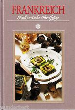 *- Kulinarische STREIFZÜGE - FRANKREICH - Marianne KALTENBACH gebunden HC (1995)