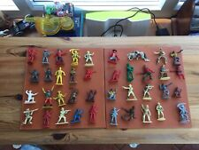 Nice Selection Of 39 Vintage Lone Star, Crescent, Airfix & Other Cowboys