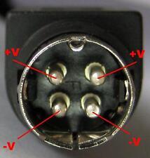 Techwood 16822 or 16822DVDHD or LCD15720 TV 12V Power Lead Adaptor Plug Car