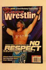 Inside Wrestling Magazine, December 2003 -No Respect