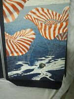 The Apollo Story suite of five Lithographs Robert McCall Tamarind Insitute 1973