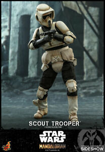 Scout Trooper ~ Star Wars The Mandalorian - TV Masterpiece Series - 1/6 Hot Toys
