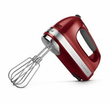 (EMPIRE RED) KitchenAid 9-Speed Hand Mixer, KHM926ER, 00883049260853