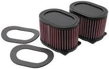 K&N AIR FILTER FOR YAMAHA XVZ1300 ROYAL STAR VENTURE 99-13 YA-1399