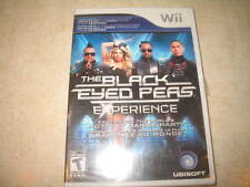 Black Eyed Peas Experience - Limited Ed (Wii, 2011) - Eng / Fr - NEW **READ**