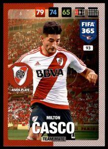 Panini 365 Adrenalyn XL (2017) Milton Casco River Plate No. 93
