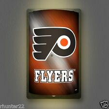Philadelphia Flyers NHL Licensed MotiGlow™ Light Up Sign - Free USA shipping!