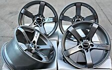 "ALLOY WHEELS 18"" CRUIZE BLADE GM FIT FOR VW TRANSPORTER T5 CAMPER CALIFORNIA"