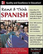 Read and Think Spanish: Learn the Language and Discover the Culture of the...