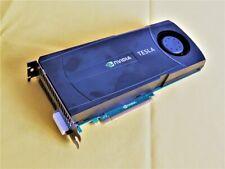 NVIDIA Tesla C2075 Grafikkarte - 6 GB GDDR5 - PCIe 2.0 x16 - DVI-I - OpenCL