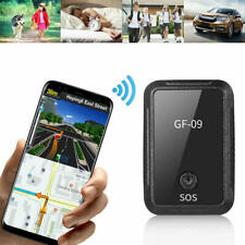 Mini GPS Tracker Real Time Tracking Locator Device For Car Device GF09 GSM