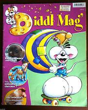 DIDDL MAG n°10 du 10/2007; Bd, Jeux, Actu, Cuisine, Animaux, Enquête,Bricolage..