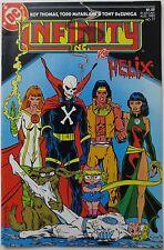 Infinity, Inc. #17 (Aug 1985, DC) Todd McFarlane Very Early Major Work (C1959)