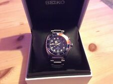 Seiko Kinetic Divers Watch