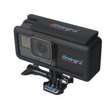 Side external battery pack frame protection power supply Go-Pro Hero 5/6/7 black