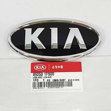 OEM 863531F500 Kia Logo Rear Trunk Tail Emblem Badge For KIA SPORTAGE 2005-2010