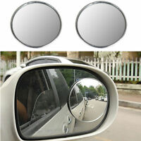 3 inch Car Blind Spot Rear View Mirrors Rearview Wide Angle Round Convex Mirror