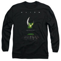 Alien Movie POSTER Licensed Adult Long Sleeve T-Shirt S-3XL