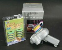 Perfect Solutions Executive Saucer Shooter with Refill