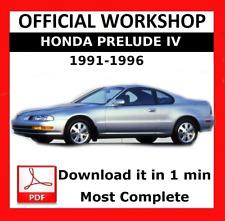 Honda prelude 1984 service repair manual pdf.