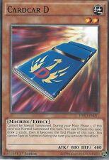 YU-GI-OH CARD: CARDCAR D - HSRD-EN051 - 1st EDITION