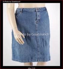 Denim Skirt Size 24