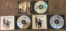 "(3) CD LOT Fleetwood Mac ""Rumours (2) and Tango in the Night"" VG to NM-"
