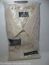 1990's Vtg Panhandle Slim Size 20x34 3XL Pearl Snap Long Sleeve Rodeo Shirt NEW