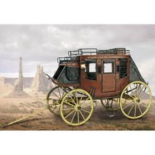 Artesania Latina 20340 Stage Coach 1848 1:10 Scale Wooden Model Kit