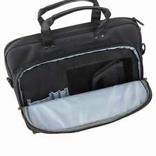 NcSTAR Business Padded CCW Conceal Carry Shoulder Briefcase Messenger Laptop