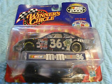 ERNIE IRVAN WINNER'S CIRCLE 2000 m&m #36 PONTIAC 1:43 SCALE ADD TO COLLECTION!