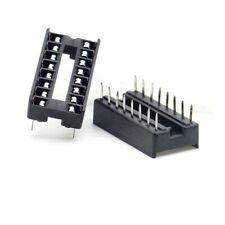 2x Support de circuits intégrés DIP-16 - CONNFLY Elec - 316sup009