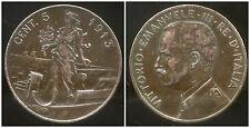 ITALIE   ITALY  5 centesimi 1913   TTB   ( 2 )