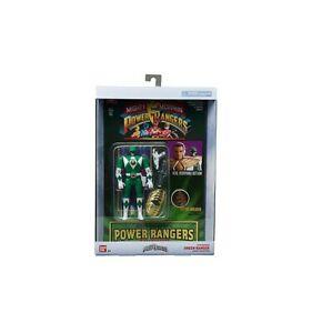 Bandai Power Rangers : Mighty Morphin – Legacy – Ranger Vert Auto Morphin